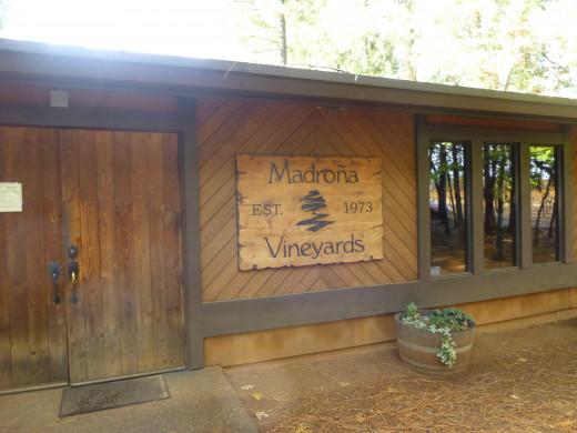 Madrona Winery