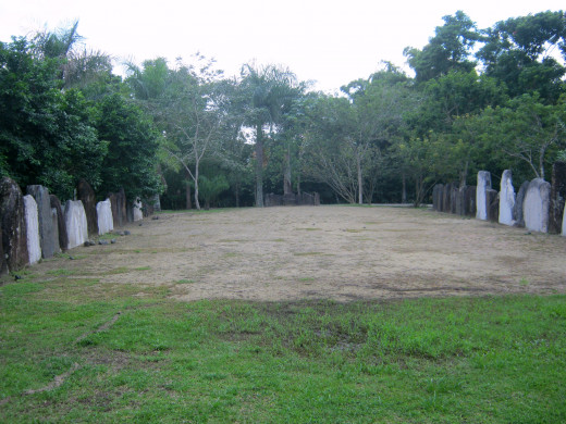 Indian Taino site