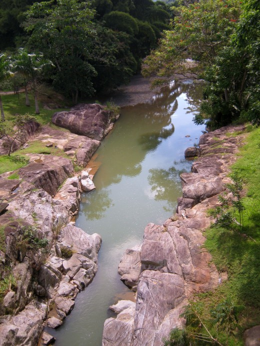 River Caguitas
