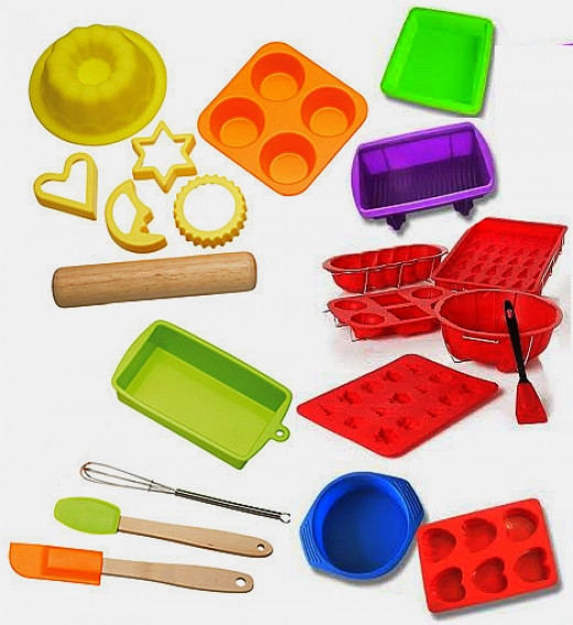 Silicone Cooking Products 32