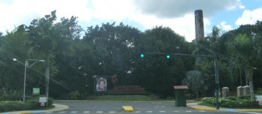 The Botanical Garden And Cultural William Miranda Marin