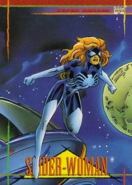 Julia Carpenter Spider-Woman Costume