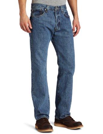 Levi's 501 Blue Jeans