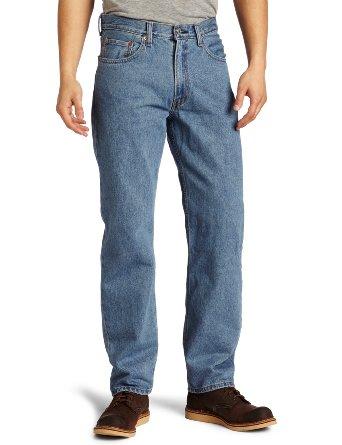 Levi's Men's 514Blue Jeans