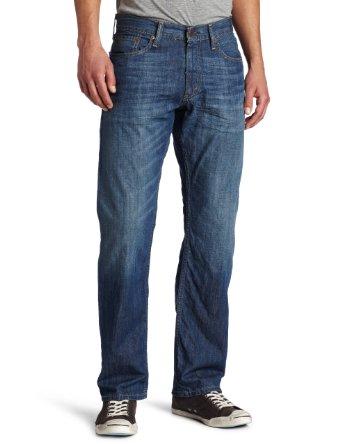 Levi's Men's 550 Blue Jeans