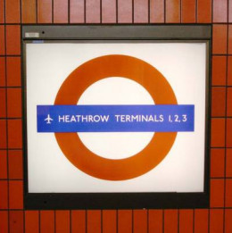 Most Londoners agree that using the Underground is the best way to travel from Heathrow airport