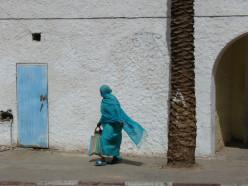 Algeria  - the Mediterranean and the Sahara