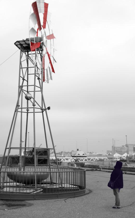 Old Port of Antwerp
