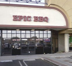 More than Great Barbecue at Epic BBQ: A Review