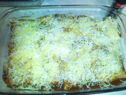 Ready to go in the oven!