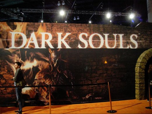 Dark Souls E3 Demo Area