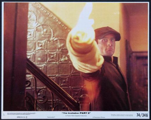 The Godfather Part II (1974) Lobby card