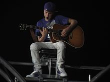 Justin Bieber can play piano, guitar and drums