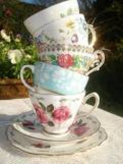 Any suggestions for places I can buy second hand china for afternoon tea (London/Surrey area)?