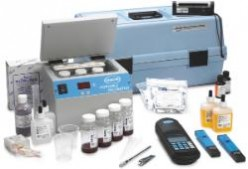 HACH MEL850 Portable Water Laboratory - Chemical and Microbiological Testing Kit