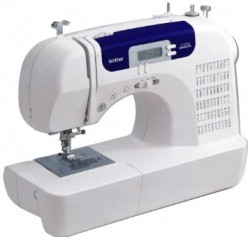 Brother CS6000i 60-Stitch Free-Arm Sewing Machine