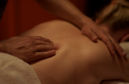 Take advantage of massage while pregnant