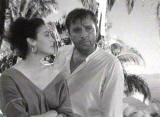 "Richard Burton from the movie ""Night of the Iguana"""