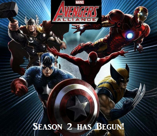 Marvel Avengers Alliance Season 2