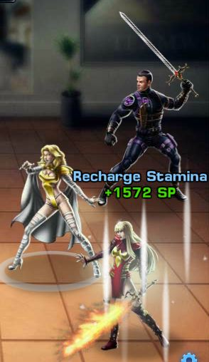 Agent, Emma Frost, and Magik