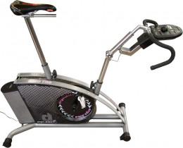 An ergo bike waiting for a rider.