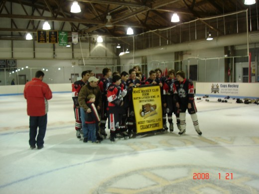Raiders win tournament in Maryland