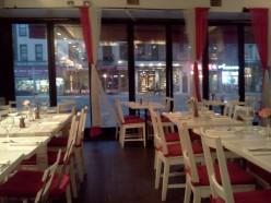 New York Restaurants: Gina La Fornarina