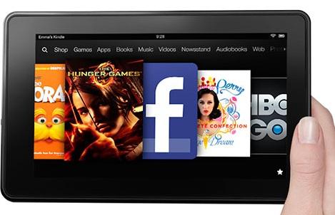 Amazon Kindle Fire (2012)