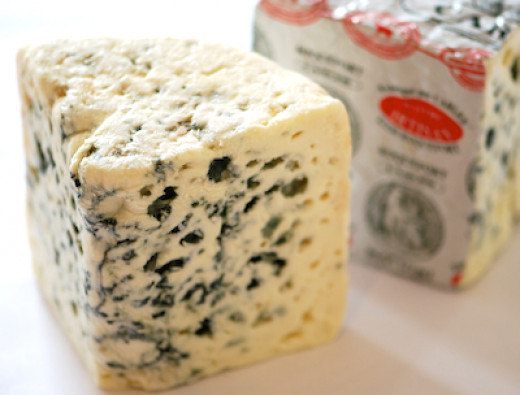 Roquefort - sadly off the menu