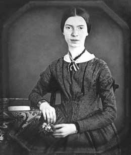Emily Dickinson's work supports themes in Henry James's Daisy Miller: A Study. Both authors criticize the societal expectations and practices of their time.