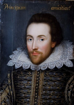 Shakespeare's ten line insertion offers a glimpse into his inner thoughts, into Shakespeare's private world.