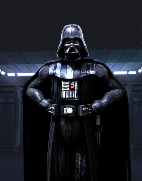 Darth Vader in Star Wars