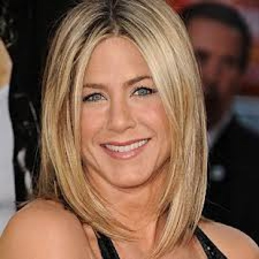 Jennifer Aniston, famous Aquarius person