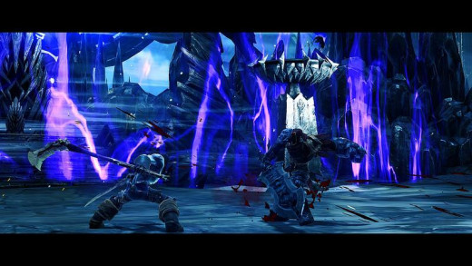 Darksiders 2: Death vs ...War?