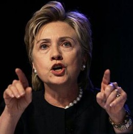 If confirmed by the US Senate, Hillary Rodham Clinton will become the next Secretary of State in January 2009.