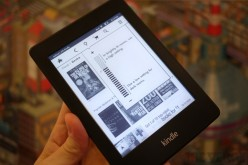 Reviewing Kindle