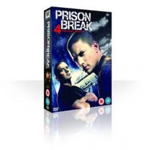 Prison Break Season 4 DVD set. Michael and Lincoln were finally vindicated and cleared of all charges.