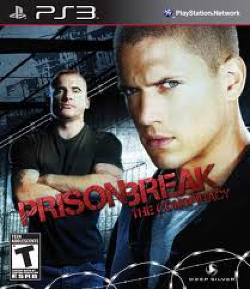 Prison Break: The Conspiracy The game is a video game released for the Sony Playstation 3. It is loosely based on season one of the show with a few additions just for the game.