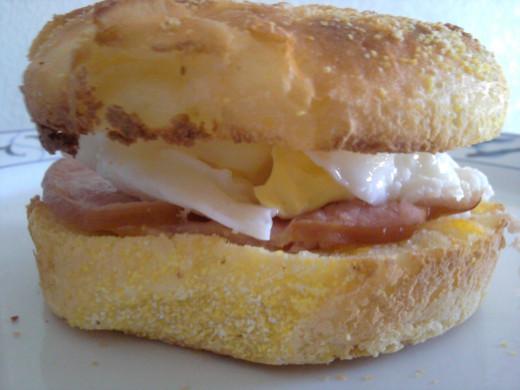 Egg McGlutenless