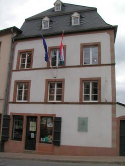 Victor Hugo's House, Vianden, Luxembourg