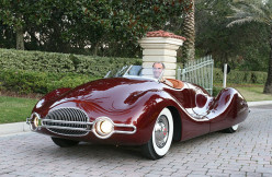 Buick Streamliner: cool and crazy concept cars