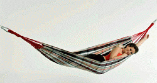 Hammock I bought at Hammockology