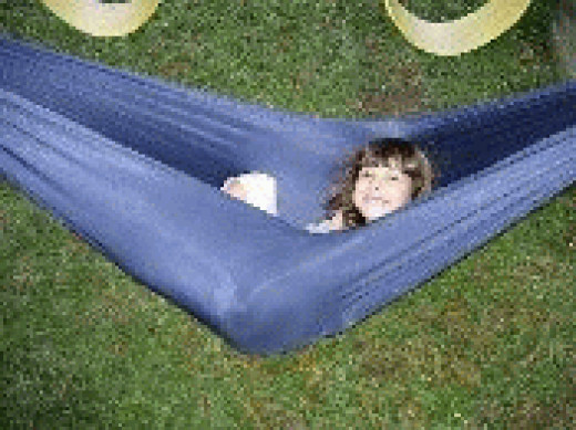 Hammock for Sensory Integration Therapy