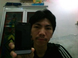 Me and my HTC One V :)