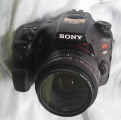 Sony A57 Camera Review