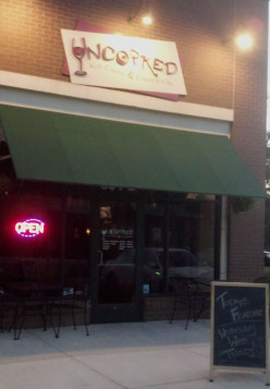 Uncorked Wine Bar and Restaurant Review
