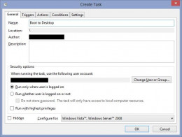 """Select the """"Triggers"""" tab and then click """"New"""" to open the New Trigger dialog box."""