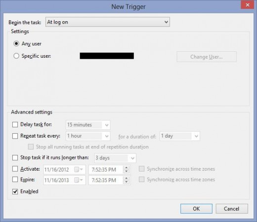 """Select the """"Actions"""" tab and then click """"New"""" to open the New Action dialog box."""