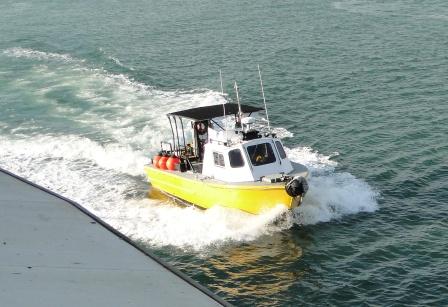 Jetty Park Patrol -USA Coastgaurd