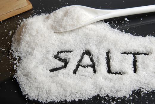 Reduce or Eliminate Salt